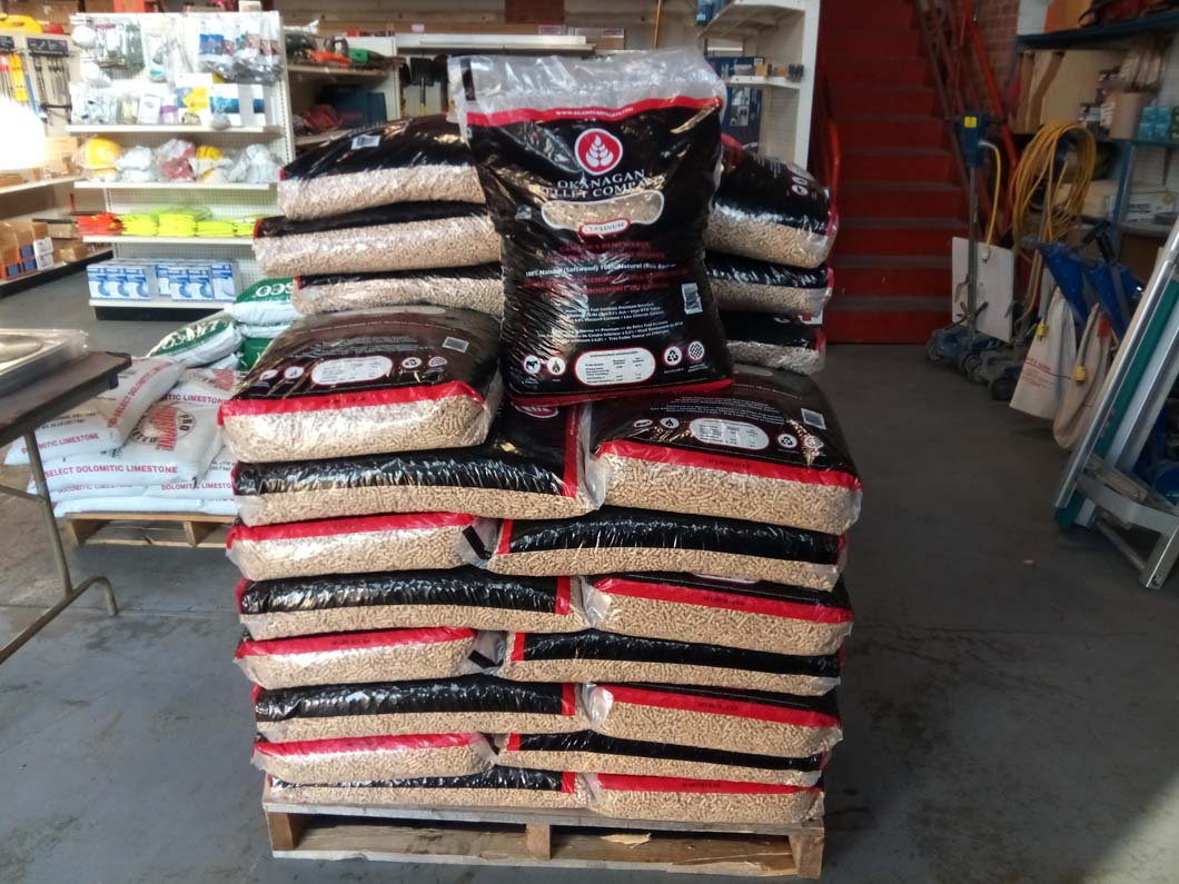 Check Out The New Firewood Alternatives We Have In Stock!